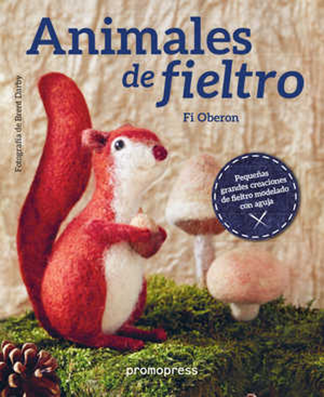 Animales de fieltro